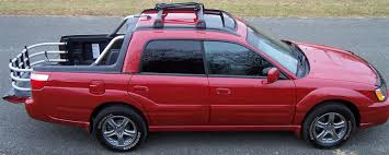 subaru baja off road 2004 subaru baja information and photos zombiedrive