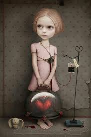 without heart u0027 by kulik larissa mark ryden surrealism and