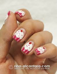 32 best nail art cupcakes images on pinterest art cupcakes
