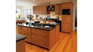 kitchen cabinet glass door types 10 kitchen cabinet styles for your log home
