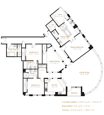 Saks Fifth Avenue Floor Plan by Uptown Astoria