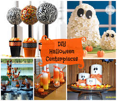 How To Make Halloween Decorations At Home by Diy Halloween Centerpieces Lots Of Fun U0026 New Ideas Easy Too