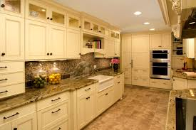 Green Backsplash Kitchen Bathroom Remarkable Ideas Cream Kitchen Cabinets Paint Colors