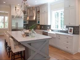 Best  Dark Gray Backsplash Ideas On Pinterest Grey Kitchen - Gray and white kitchen cabinets