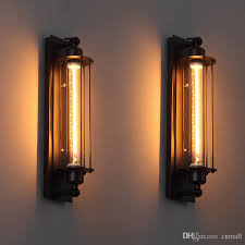 Edison Wall Sconce 2018 Loft Vintage Wall Ls American Industrial Wall Light Edison