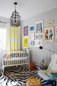 Modern Nursery Rug Zebra Rugs In The Nursery