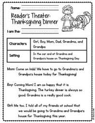 thanksgiving reader s theatre turkey trouble thanksgiving