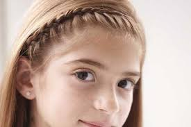 hair braid across back of head how to make a french braid headband