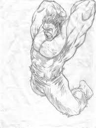 hulk smash sketch ironman628 deviantart