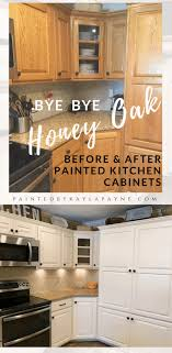 milk paint colors for kitchen cabinets lighter brighter kitchen cabinets how to update your