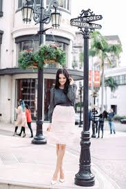 Pearl Blush Tier Skirt By Rachel Parcell Rach Daily In Rachel