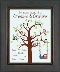 personalized gifts grandparents rainforest islands ferry