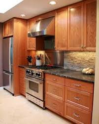 Kitchen Cherry Cabinets Cherry Kitchen Cabinets Design Ideas Pictures Remodel And Decor