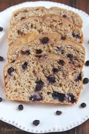 whole wheat blueberry banana bread amy u0027s healthy baking