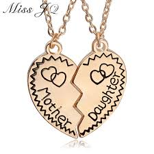 2016 european american popular jewelry mother u0026 daughter love