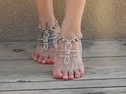 wedding barefoot sandals bohemian barefoot sandals wedding barefoot jewelry