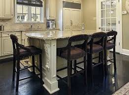 kitchen islands with legs kitchen island with chairs home design