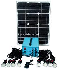 solar light for home tp205 solar home lighting system 40w mono solar panel 12v25ah lead