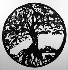 tree of 4 6 x 4 6 original jesuspainter store