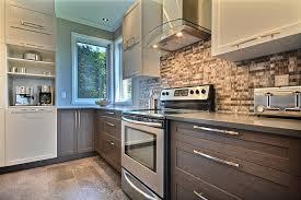 comptoir de c駻amique cuisine cuisine décoration de céramique italnord