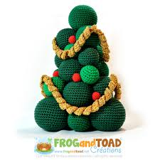 amigurumi christmas tree free pattern kalulu for