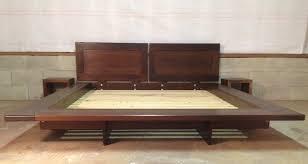 floating platform bed by michael sanders lumberjocks com