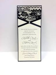 wedding invitations nj wedding invitations nj plus black lace bow with pearl wedding