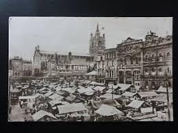 press bureau ww1 norfolk norwich market place by philco 4372 by press