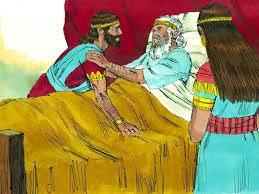 free bible images king solomon builds the temple that king david