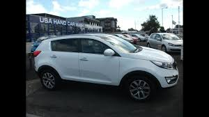 kia vehicles 2015 kia sportage 2 1 7crdi 2015 panoramic sunroof youtube