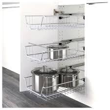 Under Bathroom Sink Storage Ikea by Utrusta Wire Basket 24x24