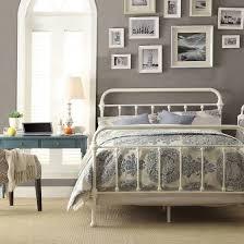 Pottery Barn Iron Bed White Iron Bed Frame Rooms Decor Pinterest White Iron