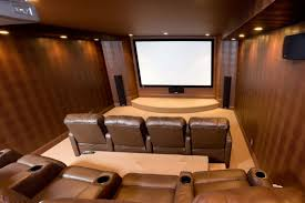 home theater stage basements jmc