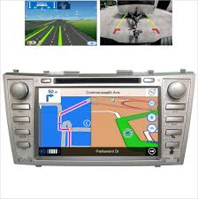 android toyota camry aurion 06 11 gps bluetooth car player