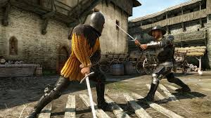 watch kingdom come deliverance combat and armor systems polygon