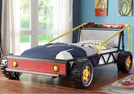 Race Car Beds Red Twin Race Car Bed Kids Bedroom