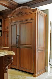 fridge that looks like an armoire kitchen plans pinterest