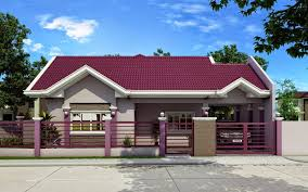 Simple House Design Simple Houses Mesmerizing Small House Design 2015014 View02