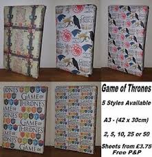 of thrones wrapping paper of thrones wrapping paper westeros map winter is coming