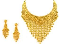 gold har set gold necklace set in kolkata west bengal sone ka har set