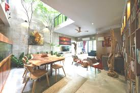 interior courtyard house design middle architecture plans 65182 at