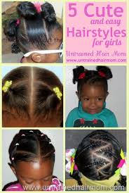 natural hair styles for 1 year olds 5 easy creative natural hairstyles