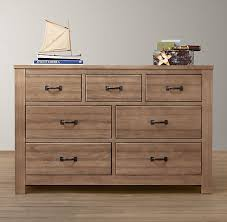 iron handle strong dovetail seven spacious drawers restoration