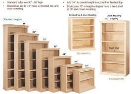 32 Inch Wide Bookcase Planning A Bookcase Order