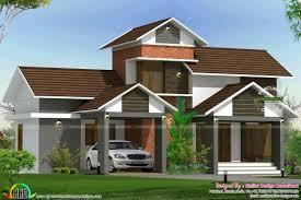 house plans in kerala with estimate best 20 lakhs house plan kerala home design bloglovin kerala house