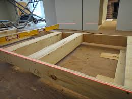 building a kitchen island how to install a kitchen island breathingdeeply