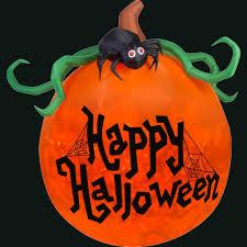 Inflatable Halloween Decorations Halloween Inflatables Outdoor Halloween Decorations The Home Depot