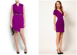 robe d invitã de mariage robe violette edouig ingrid robe pour mariage