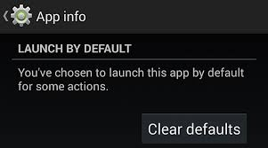 android file associations how to remove change or set default apps in android