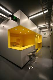 89 best pantry breakroom lunch room cafe canteen dining area modern office design pop of color in the bar lounge area interior architecture